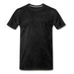Load image into Gallery viewer, T-shirt unis pour homme - gris charbon