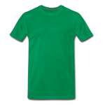 Load image into Gallery viewer, T-shirt unis pour homme - vert kelly