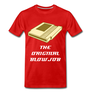 T-shirt - The original - rouge
