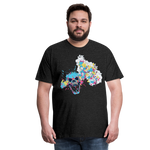Load image into Gallery viewer, T-Shirt Mind Blown - charcoal gray