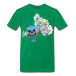 Load image into Gallery viewer, T-Shirt Mind Blown - kelly green