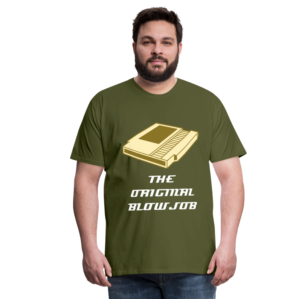 T-shirt - The original - olive green