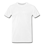 Load image into Gallery viewer, T-shirt unis pour homme - white