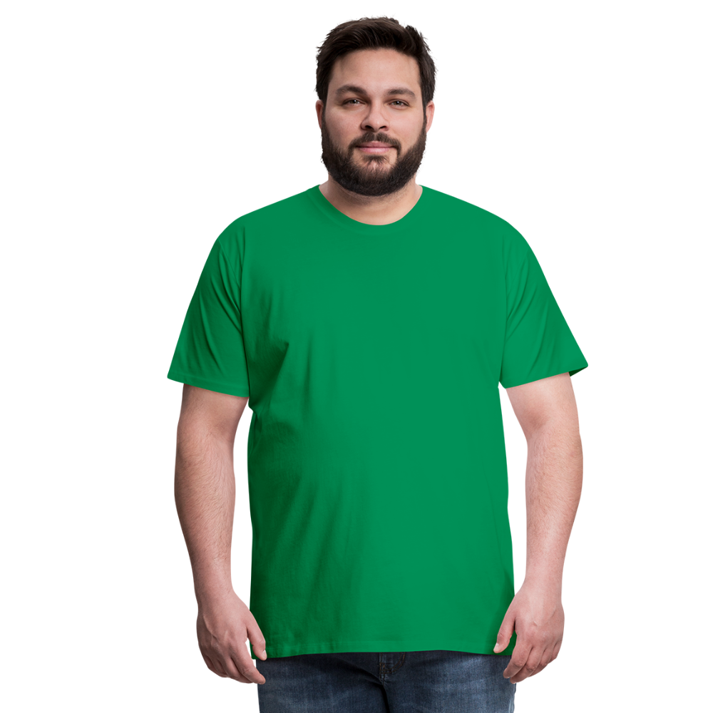 T-shirt unis pour homme - kelly green