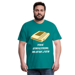 Load image into Gallery viewer, T-shirt - The original - teal