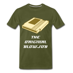 Load image into Gallery viewer, T-shirt - The original - olive green