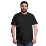 Load image into Gallery viewer, T-shirt unis pour homme - black