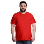 Load image into Gallery viewer, T-shirt unis pour homme - red