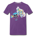 Load image into Gallery viewer, T-Shirt Mind Blown - purple