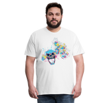 Load image into Gallery viewer, T-Shirt Mind Blown - white