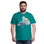 Load image into Gallery viewer, T-Shirt Mind Blown - teal