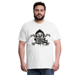 Load image into Gallery viewer, T-Shirt - Gazé - white