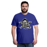 Load image into Gallery viewer, T-Shirt - Gazé - royal blue
