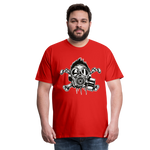 Load image into Gallery viewer, T-Shirt - Gazé - red