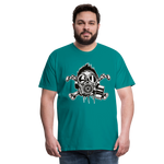 Load image into Gallery viewer, T-Shirt - Gazé - teal