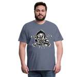 Load image into Gallery viewer, T-Shirt - Gazé - heather blue