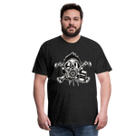 Load image into Gallery viewer, T-Shirt - Gazé - charcoal gray