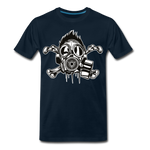 Load image into Gallery viewer, T-Shirt - Gazé - deep navy