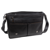 THE SHOULDER BAG BLACK