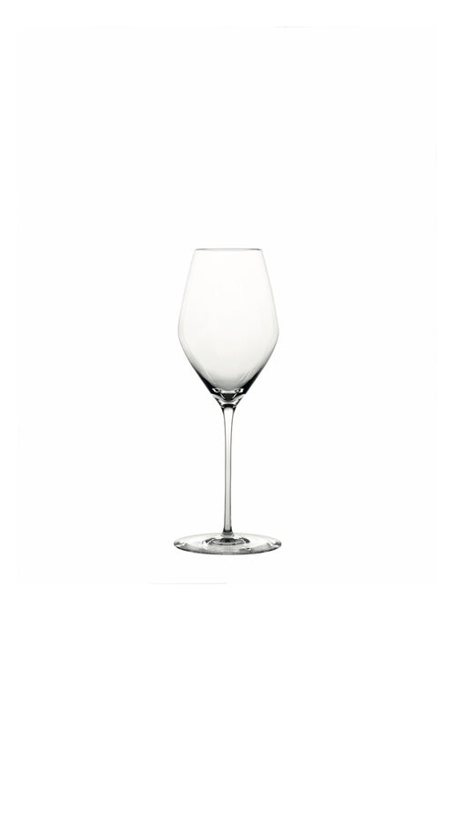 Highline Mouth Blown Champagne Glasses - Set of 2