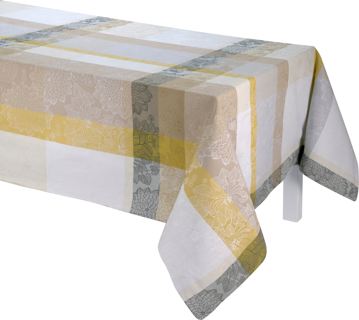 Coated Tablecloth - Marie Galante - Coco