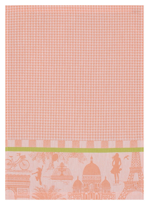 Guest Towel - Petit Paris - Melon -