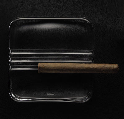 Cigar Ashtray Square 17cm