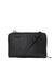 Ayo Leather Sling Travel Wallet - Black
