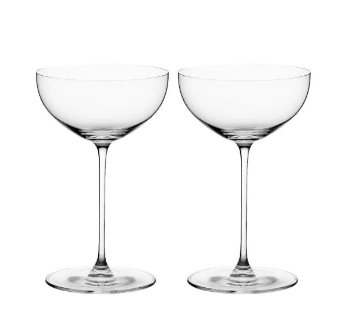 Riedel Veritas Champagne Coupe - Set of 2