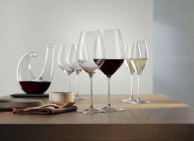Highline Mouth Blown Bordeaux / Cabernet Glasses set of 2