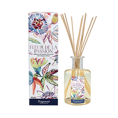 Fleur De La Passion Diffuser - Flower of the Year