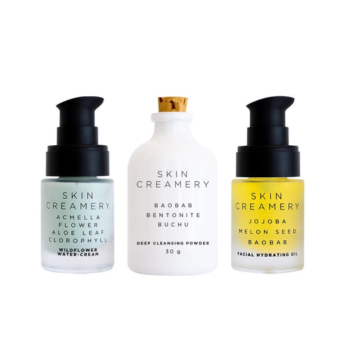 Skin Creamery Slow Beauty Collection Gift Set