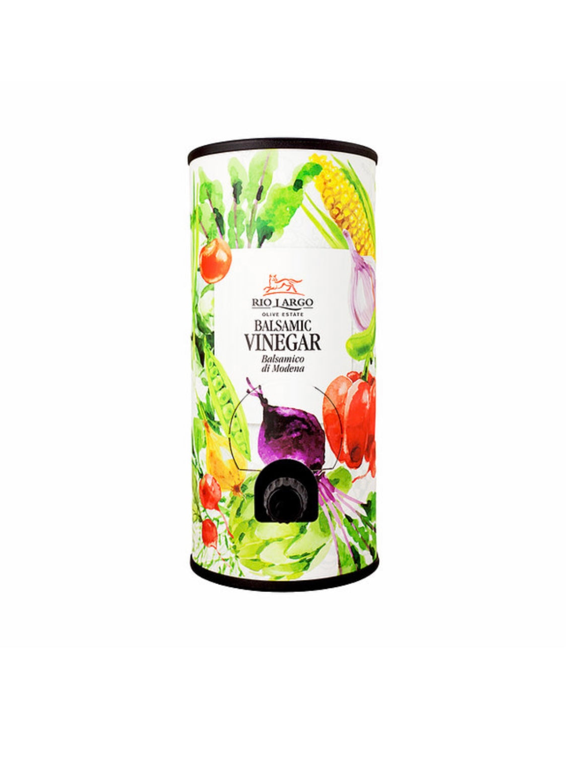 Balsamic Vinegar - Vegetable Garden 1L