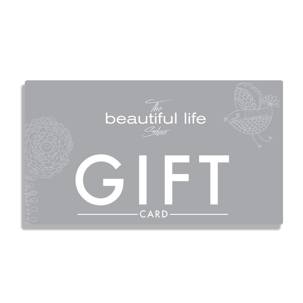 The Beautiful Life Store Gift Card