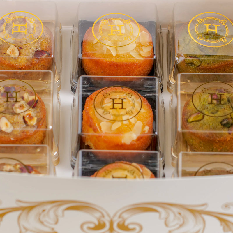 HORATII individually packaged Cake