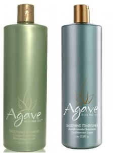 Agave Shampoo + Conditioner Pack