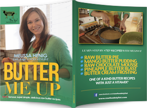 Butter Me Up Recipe DVD