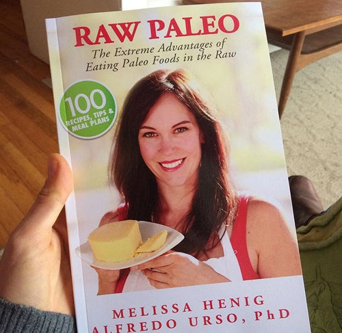 Raw Paleo Book