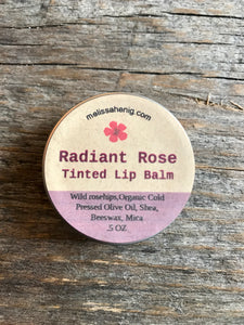 Radiant Rose Lip Balm