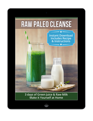 Raw Paleo Cleanse