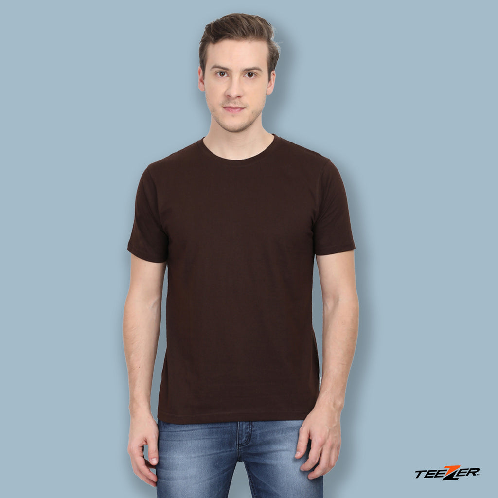 Just plain : Coffee Brown