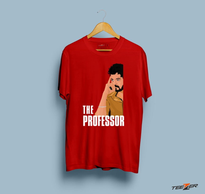 The Professor - Half Sleeve