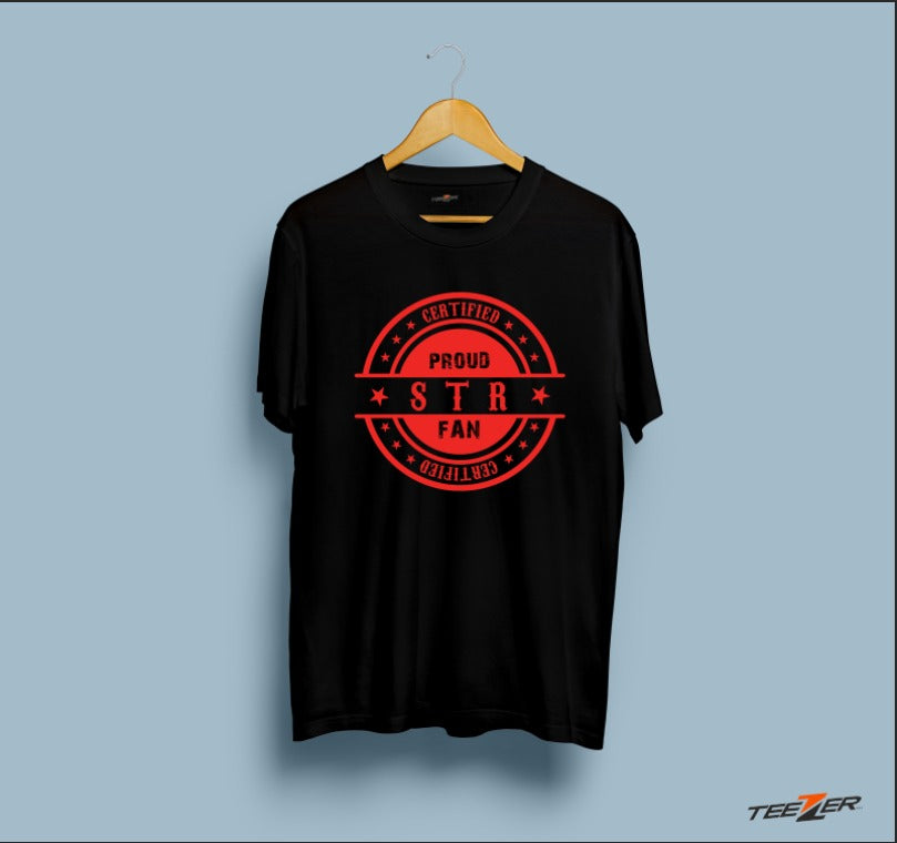 Proud STR fan - Tshirt
