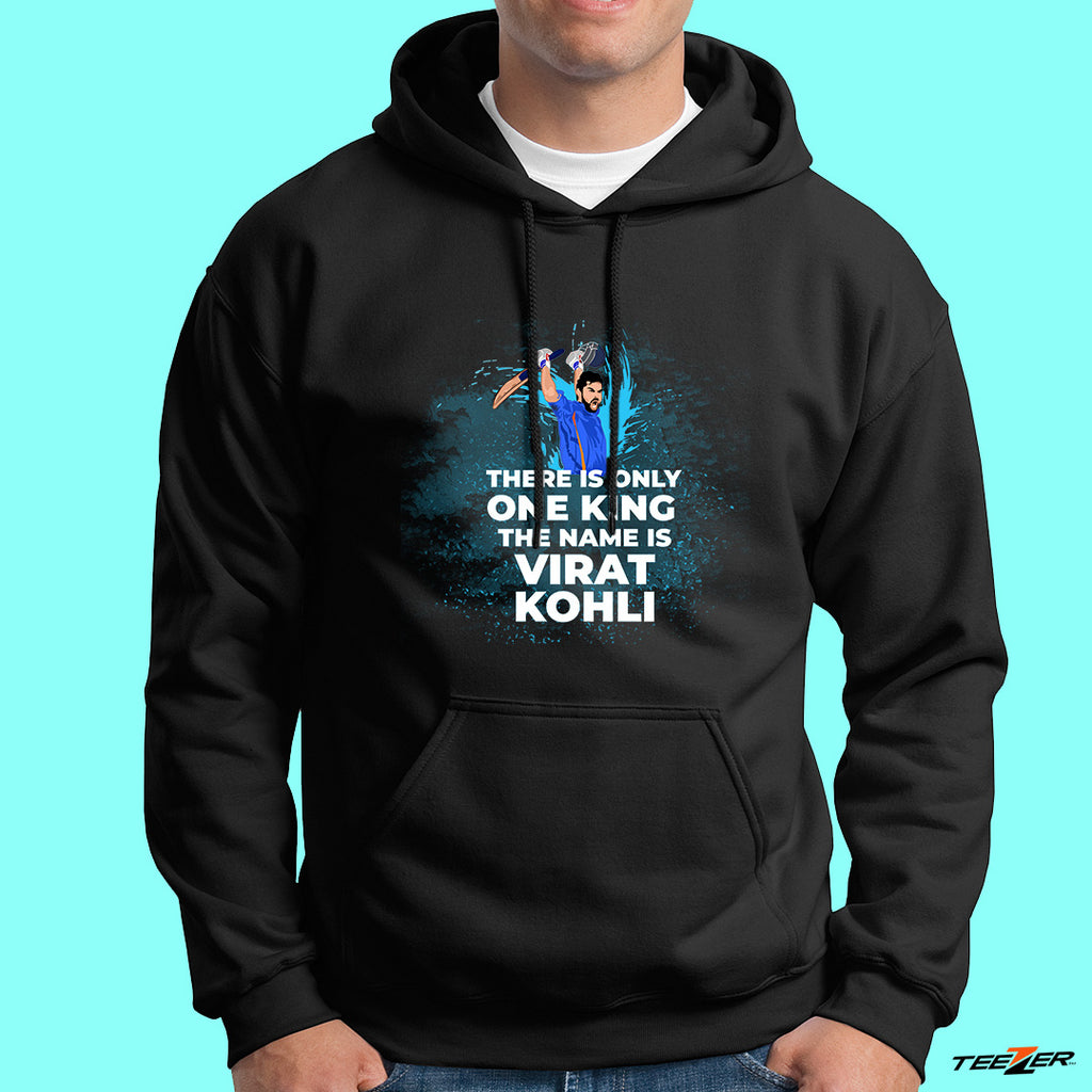 Only One King - Hoodies