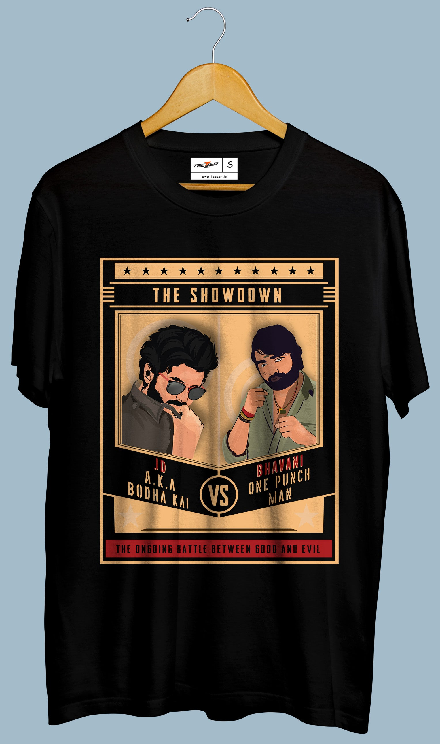 JD vs Bhavani - T-shirt