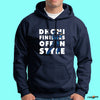 Finish off style-Hoodies