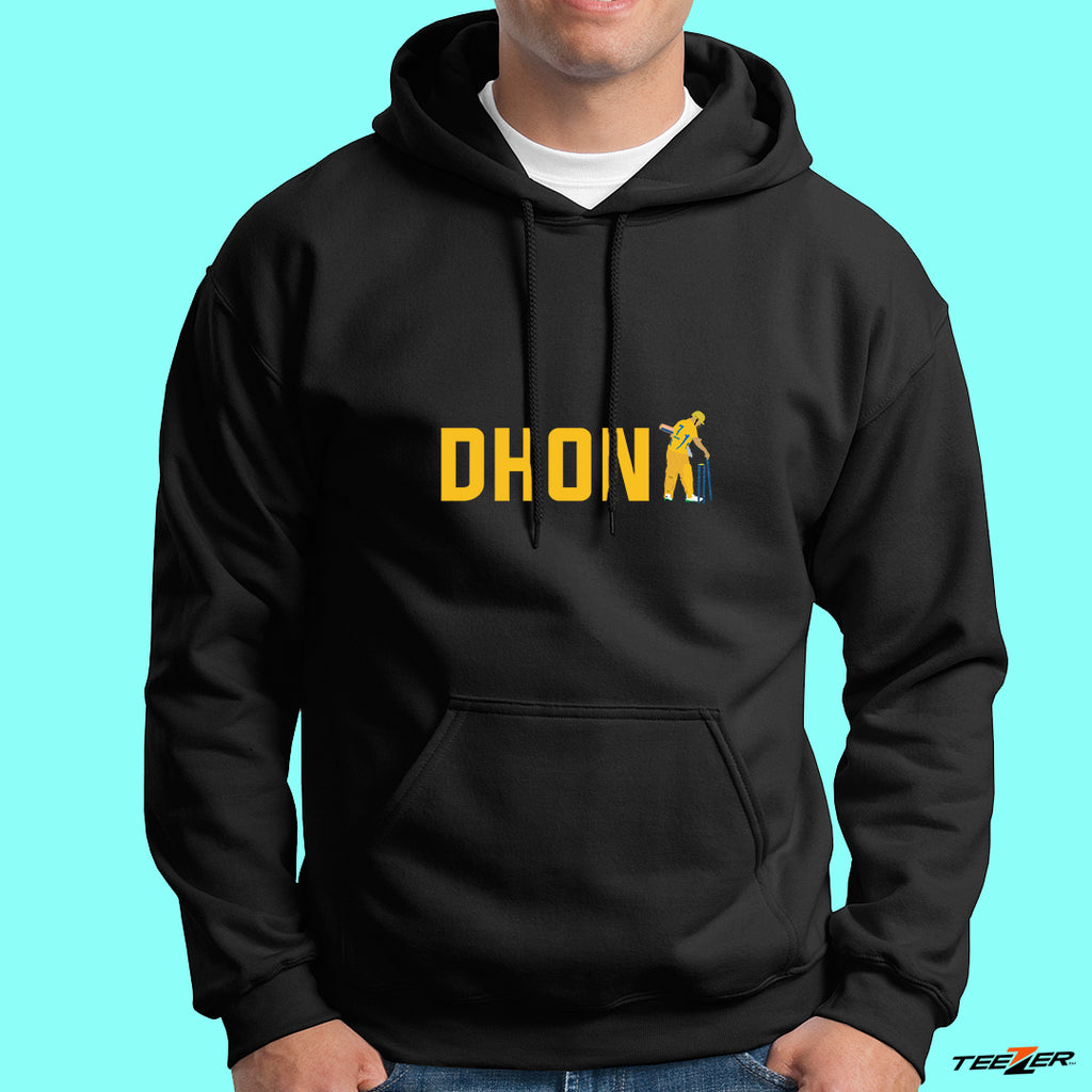 Dhoni-Hoodies