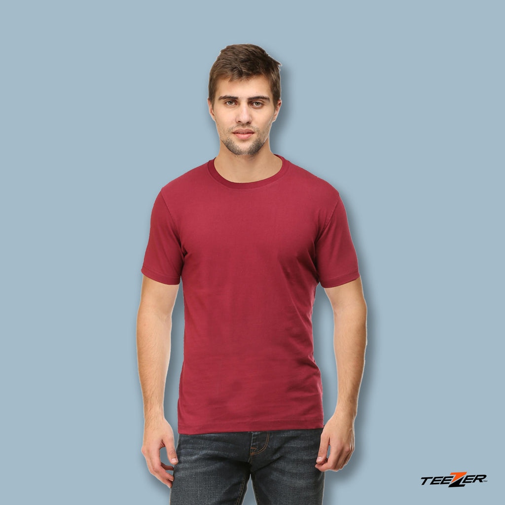 Just plain : Maroon