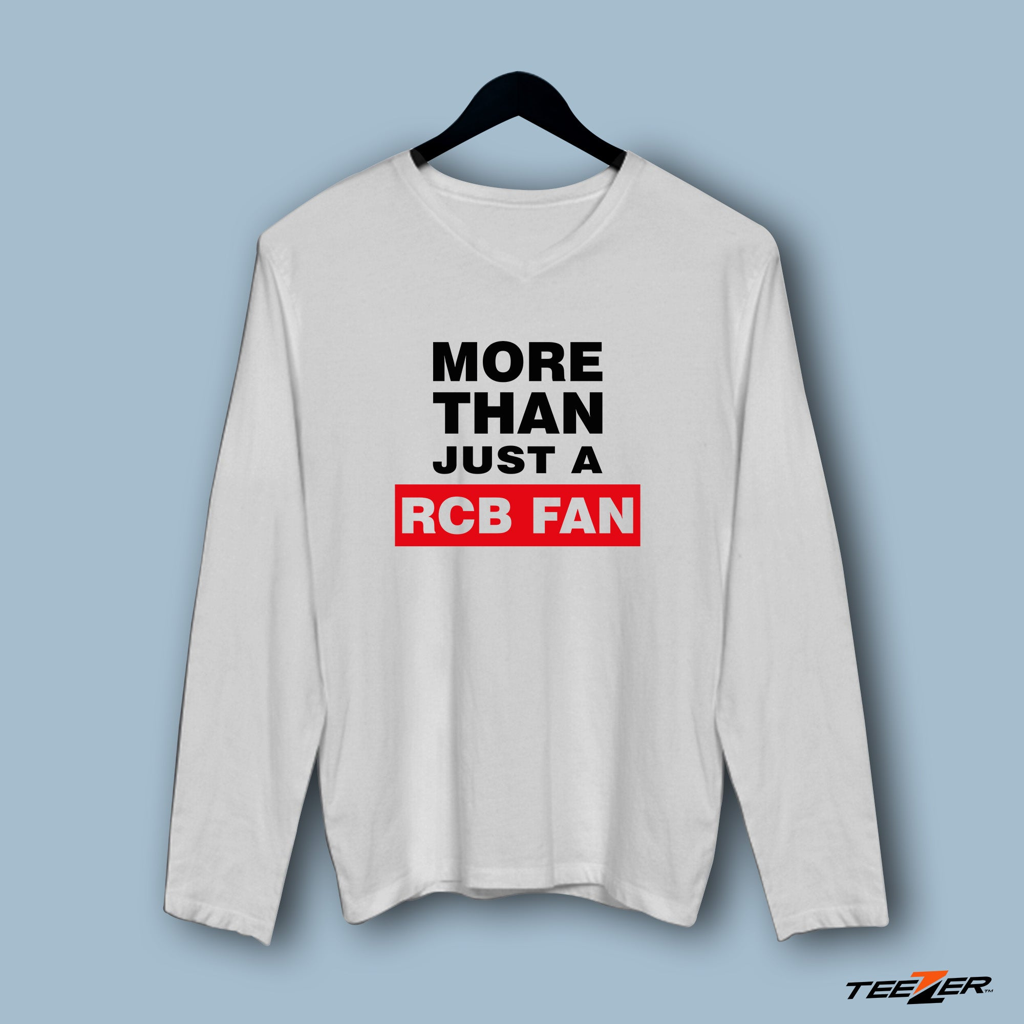 More than just a RCB fan - Full Sleeves