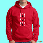 Hitman Double ton-Hoodies